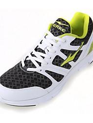 Men's Running Shoes Fabric Black/White/Gray