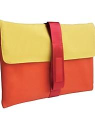 exco ablieve nueva bolsa maletín portátil de la lona de la moda estilo de 13inch macbook air (colores surtidos)
