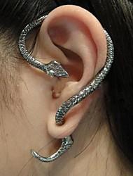 Miss U serpent boucles d'oreilles simples
