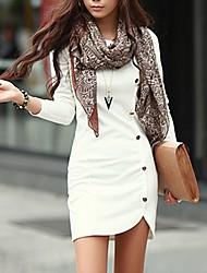 Osim Women's Fashion New Slim,Long Dress