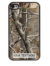 personalizzato del telefono caso - l'autunno è un caso di disegno del metallo per il iphone 4 / 4s