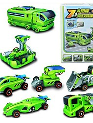 Solar Energy Changing Cars Kit