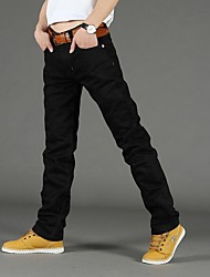 Men's Fashion Straight Jeans