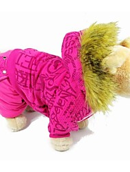 Fascinating and Charming Thick Cotton CLothes  for Dogs and Pets (assorted colours ,size)