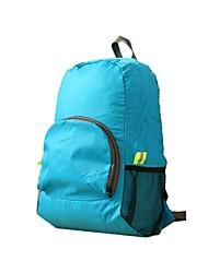 Outdoor Foldable Nylon Travel Backpack Knapsack