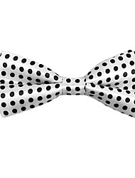 Black&White Pattern Bow Tie