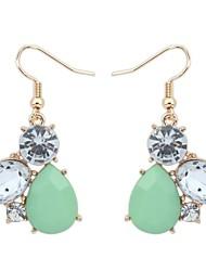 Women's Clearance Beaded Cluster Hooked Dangle Earrings