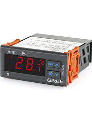 -50~50℃ Electronic Temperature Controller with Two Sensors Elitech STC-9200