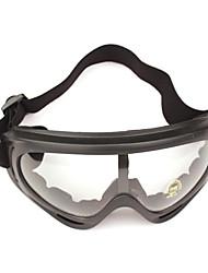 vélo anti-buée pellicule de plastique lunettes de sport classiques
