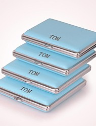 Personalized Blue Three Size Pack Metal Material (14)