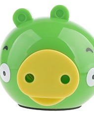 ELIU® Protable Pig-shaped USB 2.0 Mini Speaker for PC / Cellphone / MP3 / DVD