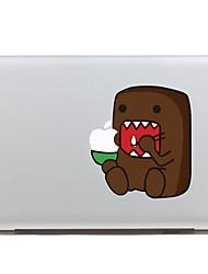 SkinAT couleurs amovibles dîner pour tablette et ordinateur portable autocollant domo informatique pour MacBook Pro 15, Pro 15 rétine, 170 * 270mm