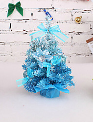 40cm Gradient Color Christmas Tree Desktop Decoration