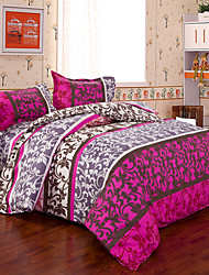 Mingjie Red Sunsine Bedding Sets 4pcs Duvet Cover Sets Bed Linen China Queen Size and Full Size