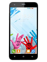 "ONN V9 Only 5.5"" 3G Android 4.4 Smartphone (RAM1GB,ROM 4GB,QHD Screen,Quad Core 1.3GHz,GPS,WiFi)"