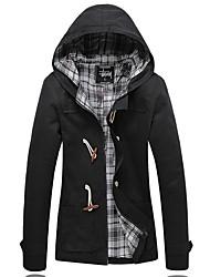 casaco de algodão dos homens Dibai moda lazer equipada