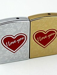 Personalized Engraving Love Metal Electronic Lighter