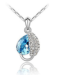 BBL Fashion Jewelry  Crystal Necklace