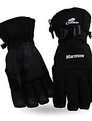 Men's Fashional Waterproof & Windproof Skiing Gloves