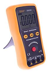 auto rango pantalla digital multímetro instrumento eléctrico multifuncional szbj bm99b