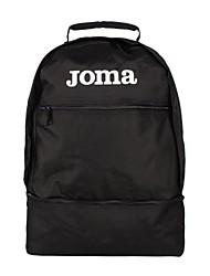 Joma oxford preto / azul caixa dentro outdoor / vermelho dupla volta formação saco jogador chão