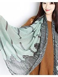 ethnique vent paris fil écharpe de style coréen