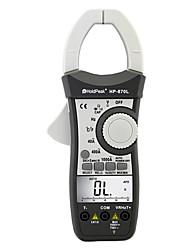 gamme automatique numérique mètres de serrage courant alternatif compteur de capacité holdpeak hp-870l