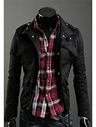 heaven  Men's Casual Long Sleeve Coats & Jackets
