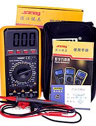 LCD-achtergrondverlichting digitale display multimeter multifunctionele elektrische instrument szbj vc9805a +