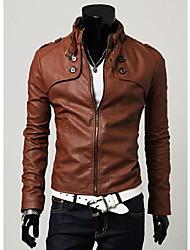 FANNUO Men's Fashion Long Sleeve Coat