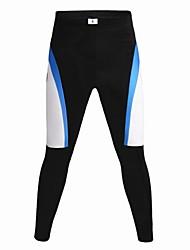WOLFBIKE Unisex Cycling Bike Pants / Tights Tights Winter Windproof / Thermal / Warm / Compression / Anti-skiddingLeisure Sports /