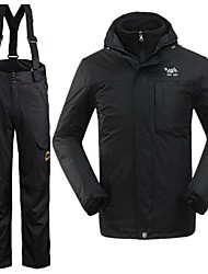 Men's 3 in 1 Thermal Windproof & Waterproof Skiing Suit