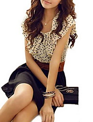 Women's Fashion Polka Dot Dress