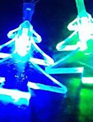 4M 40-LED Christmas Tree Shape Colorful Light Lamp for Christmas Decoration