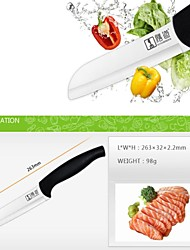 "Top Quality Ceramic Santoku Knife 5""  Perfect for Gift"