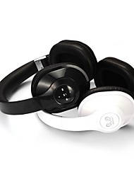 HG338 Foldable Stereo Wireless Bluetooth Headphone Over Ear With Mic Headset For Music Player + All SmartPhone Call