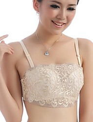 5/8 cup Bras , Seamless/Lace Bras Cotton/Polyester