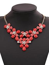 Women's Fashion Hyperbole Multi-level Alloy Necklace