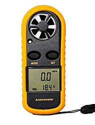 handhel anemometro digitale metro aria vento metro walvico hg231