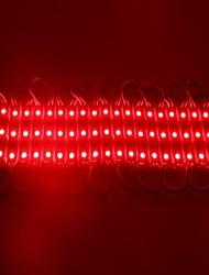 IP65 waterdicht 0.6W 5050smd rgb licht LED-module harde strip bar licht lamp (dc 12v, 20pcs)