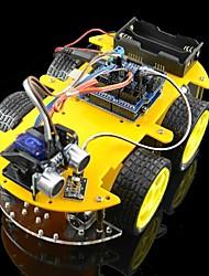 Bluetooth controlado jogos do carro robot para arduino