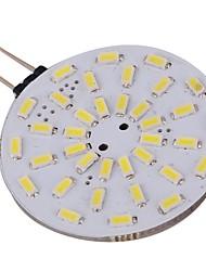 Luces de Doble Pin G4 4.0 W 36 SMD 3014 360 LM 6000-6500 K Blanco Fresco DC 12/AC 12/AC 24/DC 24 V