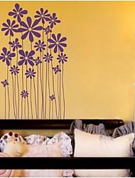 pegatinas de pared de girasol