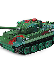 XQ RC Tank Large Charging Super Off-Road Remote Control Toy Tank with Light Sound