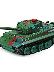 xq rc Behälters große Lade Super Offroad-Fernbedienung Spielzeug Tank mit hellen Klang