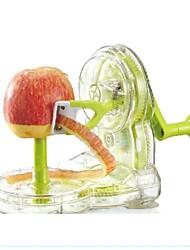 """рука яблоко нож фрукты нож, чтобы очистить яблоко машины из нержавеющей стали 7,1 """"* 4,3"""" * 6,7 """""""