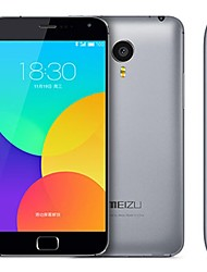 "meizu® MX4 5.3 ""android 4.4 smartphone 4g (single sim octa kern 20.7mp 2gb + 16 gb zilver / grijs)"