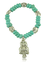 Bracelet Charme Alliage / Résine Sans pierre Unisexe
