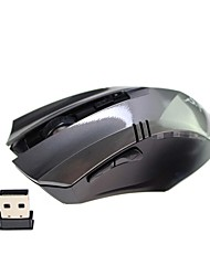 Jite jt-3233 juegos 2.4ghz 1000 / 1600dpi ratón ratones ópticos para portátil notebook pc