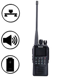 Baiston TD-830/G3 256CH 5W 400~470MHz Professional Walkie Talkie with DPRM Digital Mode, SMS
